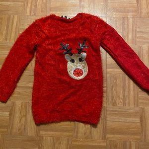🌸BOGO FREE🌸 Reindeer Sweater